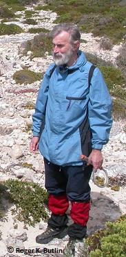 Godfrey M. Hewitt